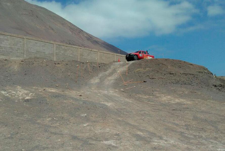 Conducción segura para mina – MEL