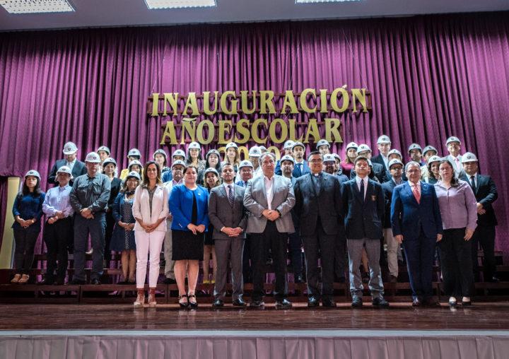 Más de 50 compañías suscribieron compromiso con el Colegio Don Bosco Antofagasta en inauguración de año escolar 2019