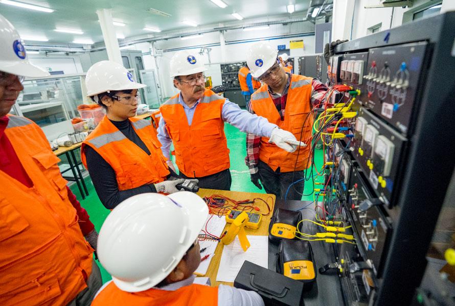 Electricidad e instrumentación planta y mina