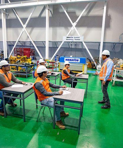 Inducción HSEC Específica Minera Escondida
