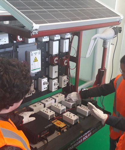 Mantenedor de Plantas Fotovoltaicas
