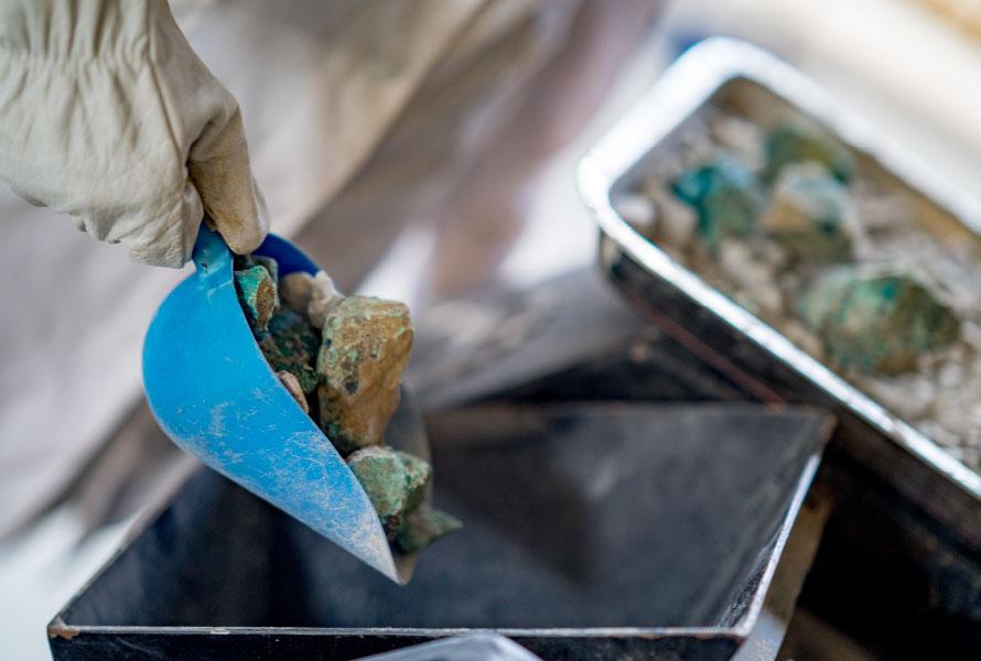 Procesos Industriales en Minería Metálica y No Metálica