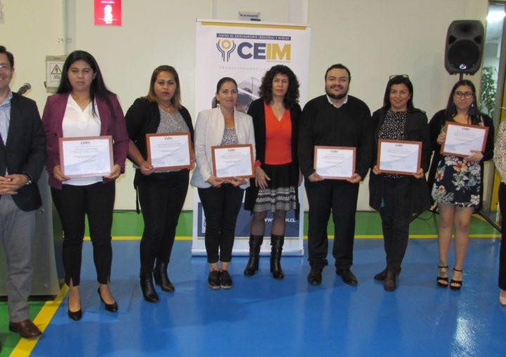 Mantenedores Eléctricos Base General de Pre Contrato Minera Lomas Bayas, recibieron su certificado