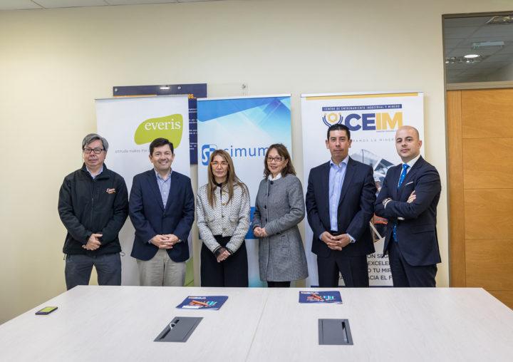 CEIM y Everis firman convenio de colaboración en tecnologías de simulación y VR