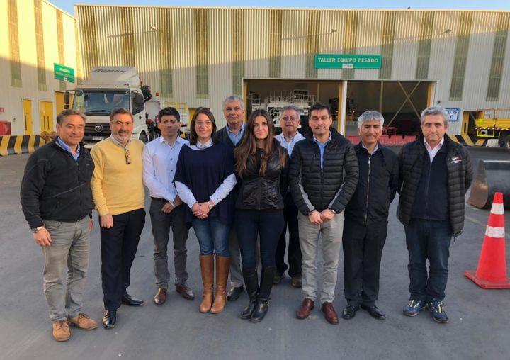 Consorcio Heuma visitó Casa Matriz de CEIM