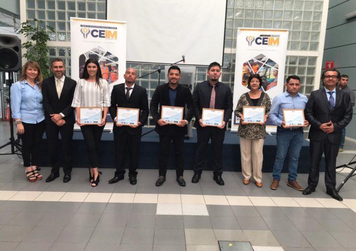 Alumnos de la Escuela de Oficios Industriales 2019 recibieron su certificado