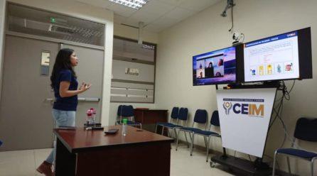 CEIM realiza capacitación y asesorías online debido a contingencia por COVID-19