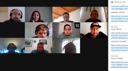 Evaluación 3D se realizará online debido a cuarentena en Antofagasta