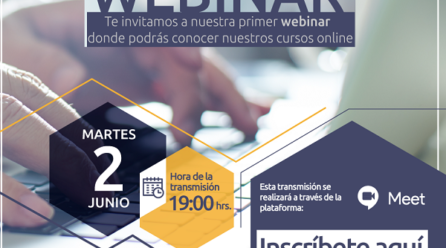 Webinar CEIM: «Clases online e interactivas para formación de Oficios Mineros e Industriales»
