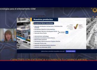 CEIM participó en feria de orientación vocacional online
