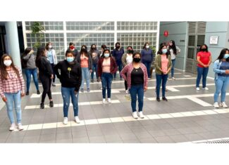 Alumnas del Programa Trainee de Minera Escondida inician sus clases presenciales en CEIM