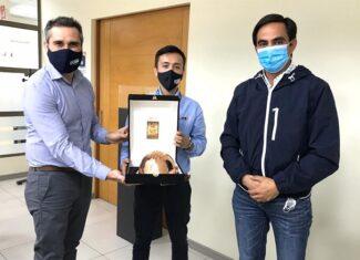 Comité Paritario de Higiene y Seguridad de CEIM recibe reconocimiento de Coresemin