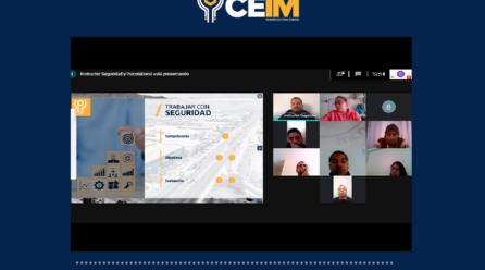 CEIM dicta por segundo año consecutivo un curso gratuito para alumnos de liceos técnicos profesionales